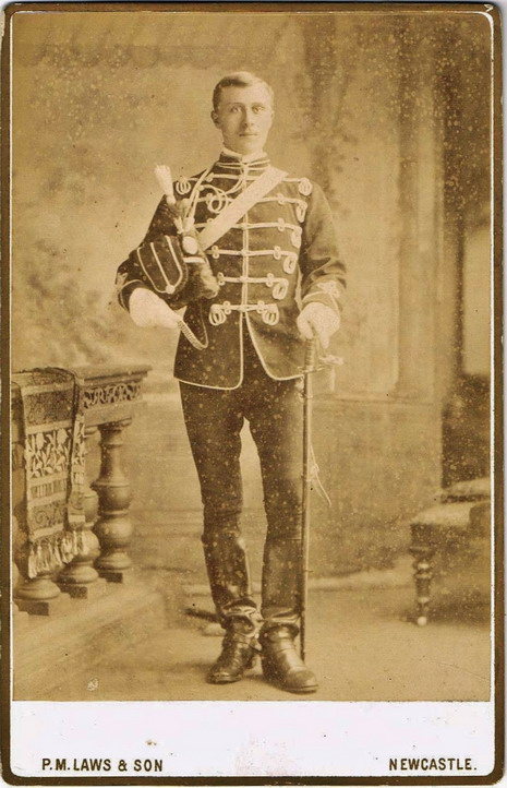 Soldier or something, UK, 1800s