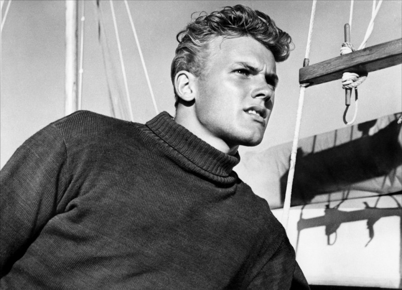 Tab Hunter, I think