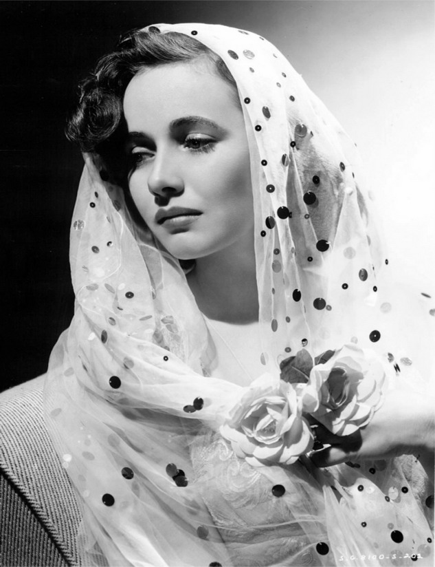 Teresa Wright by George Hurrell, 1944