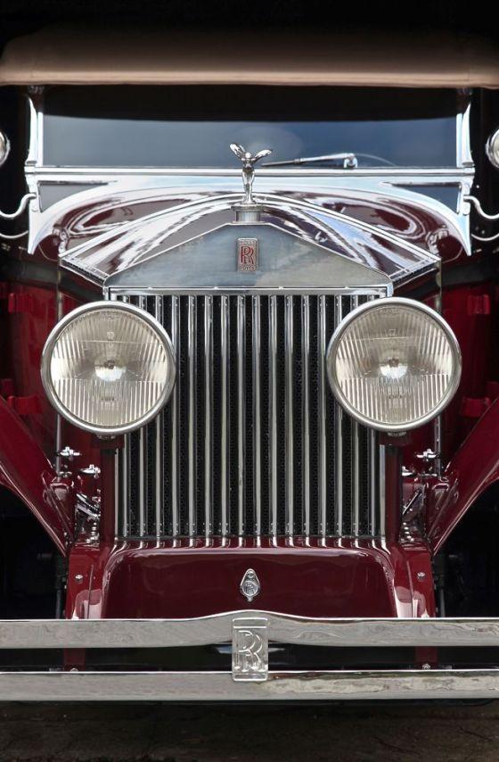 1929 Rolls-Royce Phantom I Ascot Tourer 1