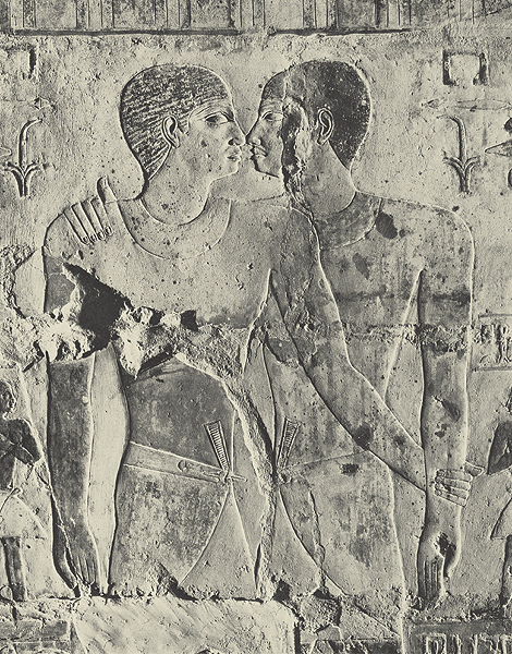 Ancient Egyptian MenTogether