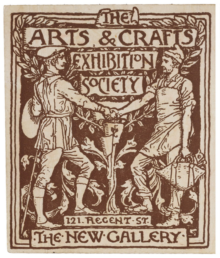 The Arts & Crafts Exhibition Society, London