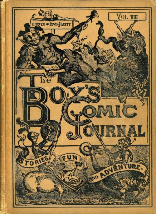 The Boy's ComicJournal