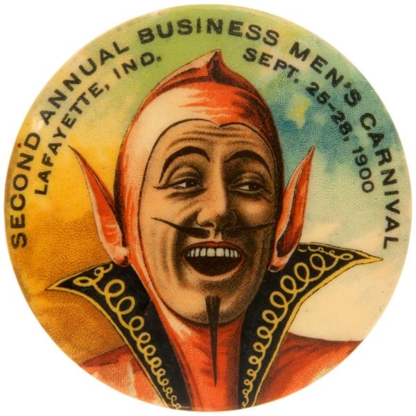 Business Men's Carnival,1900