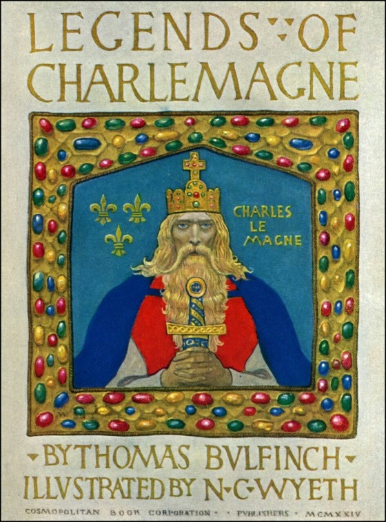 charlemagne nc wyeth 501