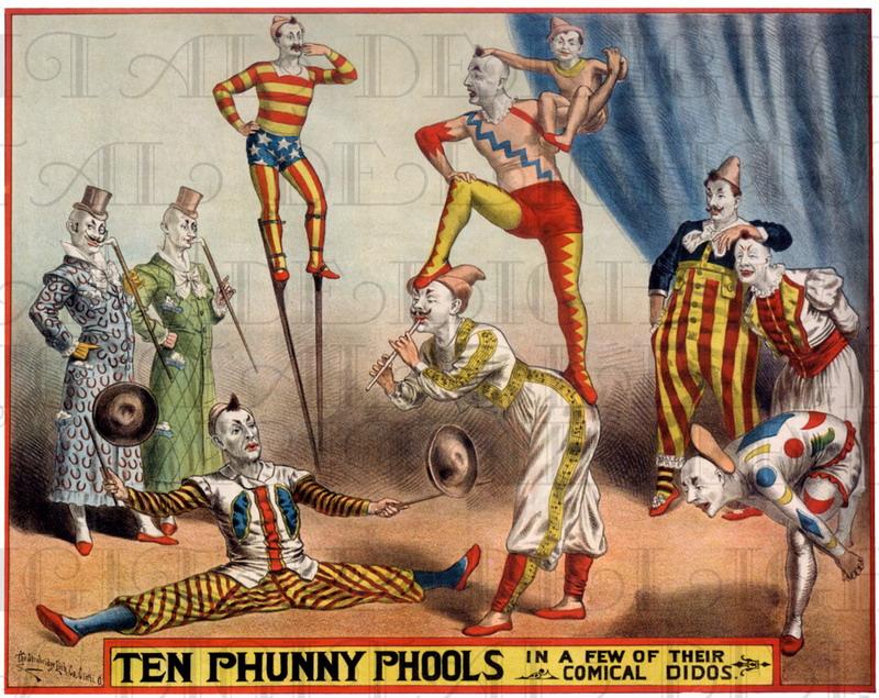 Ten Phunny Phools