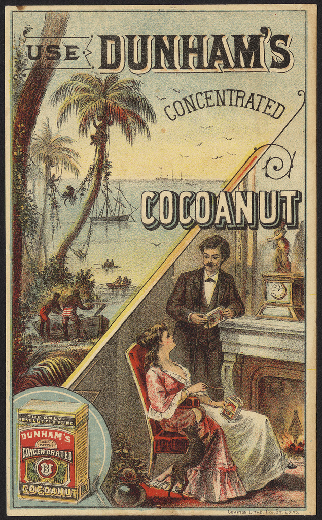 Dunham's Concentrated Cocoanut