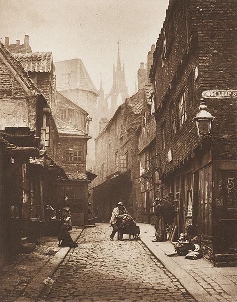 Newcastle, England, 1891