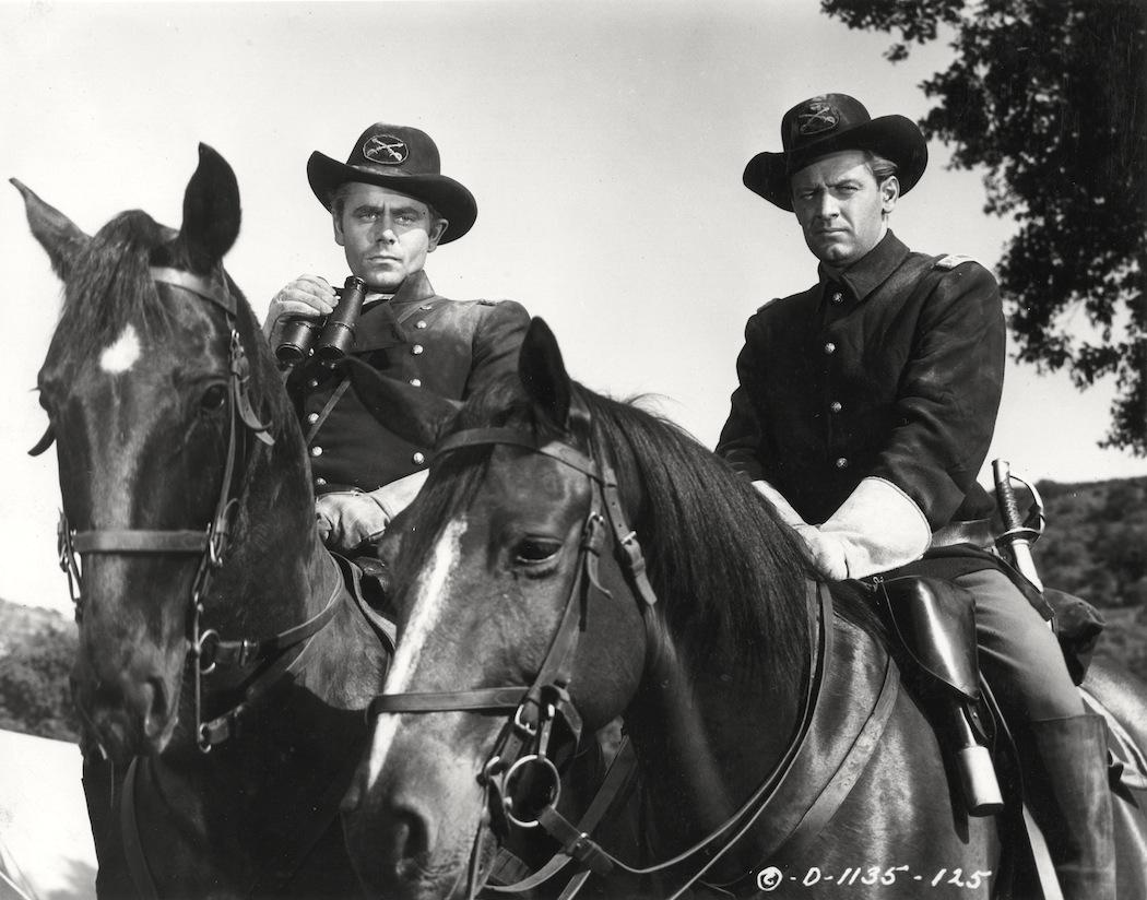 Glenn Ford and WilliamHolden