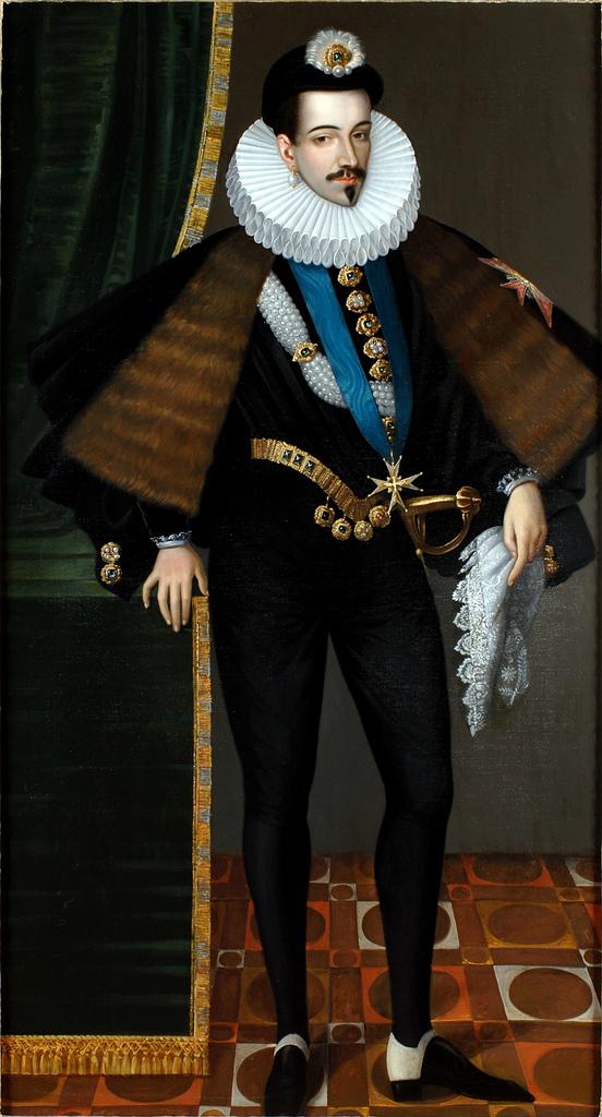 Henri III, Le Roi deFrance