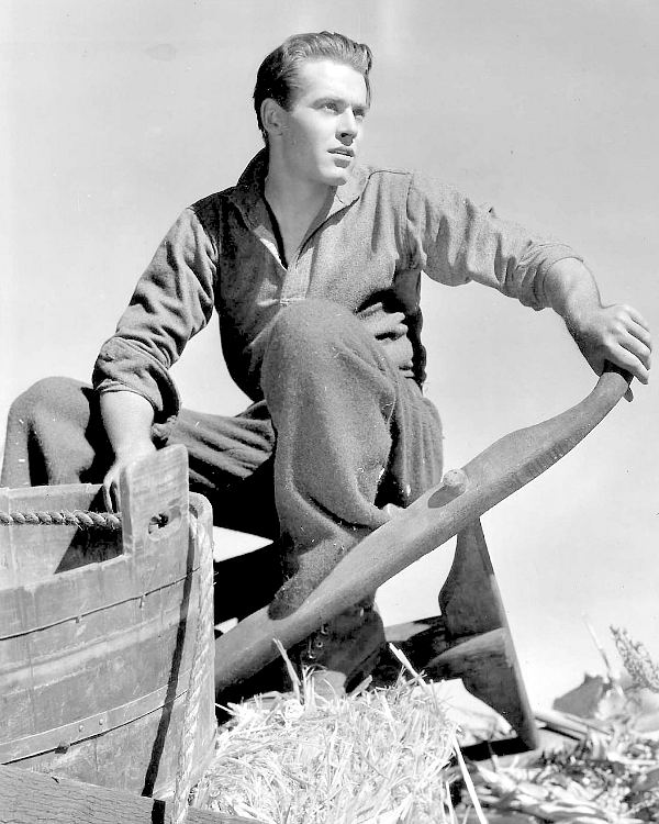 Henry Fonda in The Trail of the Lonesome Pine(1936)