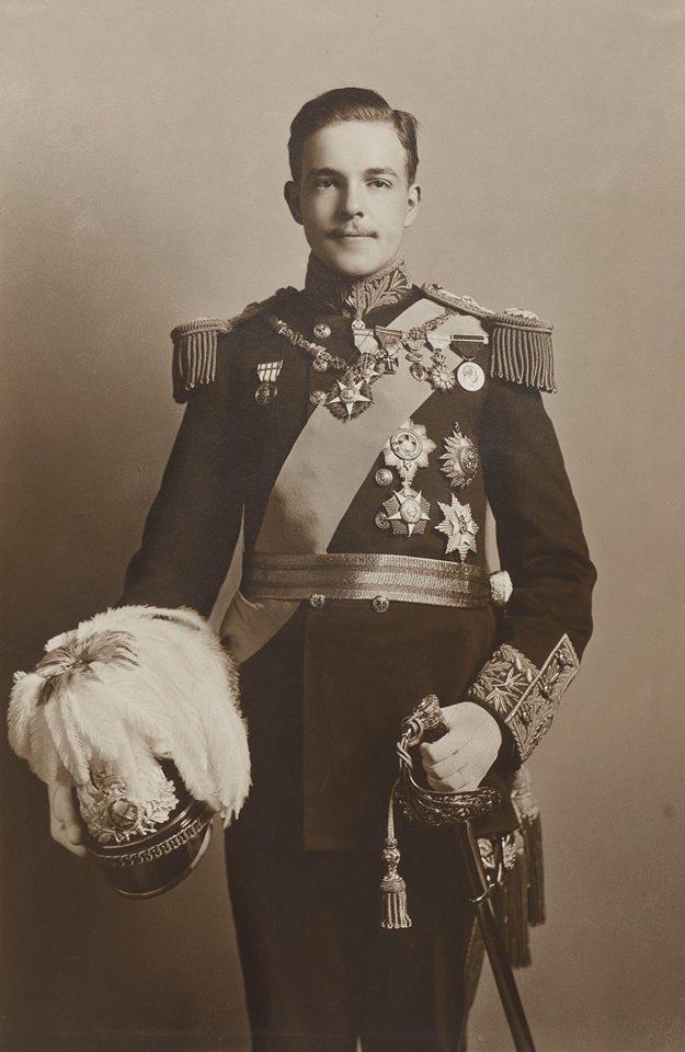 Manuel II, King of Portugal (circa1909)