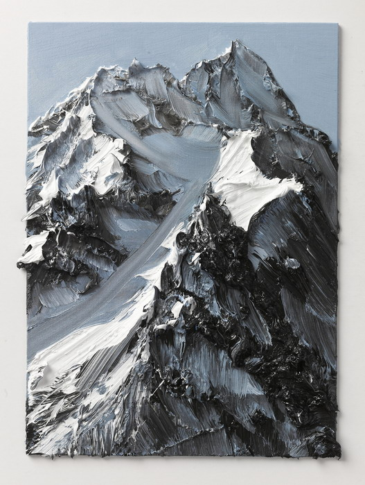 Painting of amountain