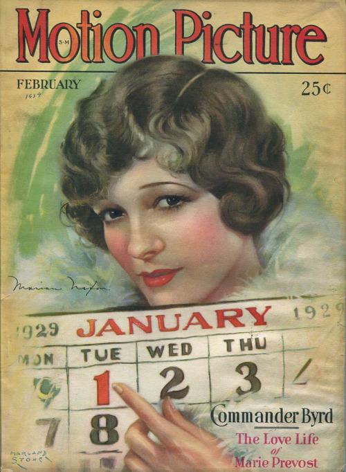 New Years, 1929