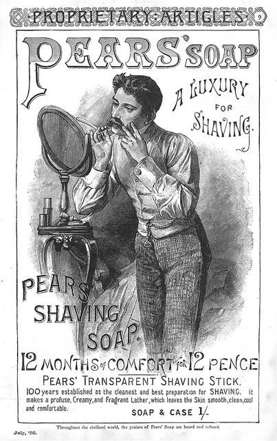 Pear's Shaving Soap