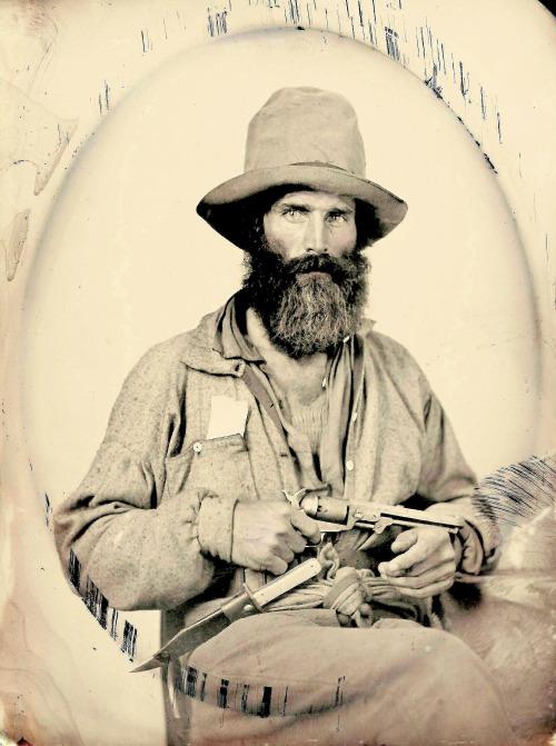 Armed Pioneer