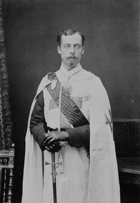 British Prince Leopold, Duke ofAlbany
