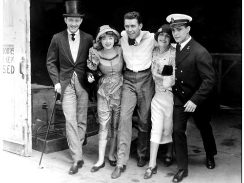 RAMON marion davies loella parsons ramon navorro 1926