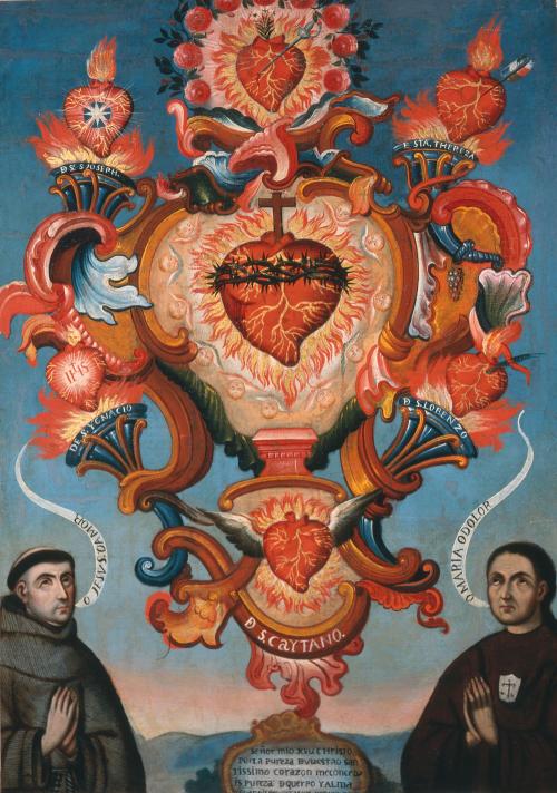 Sacre Coeur/Sagrado Corazon/SacredHeart