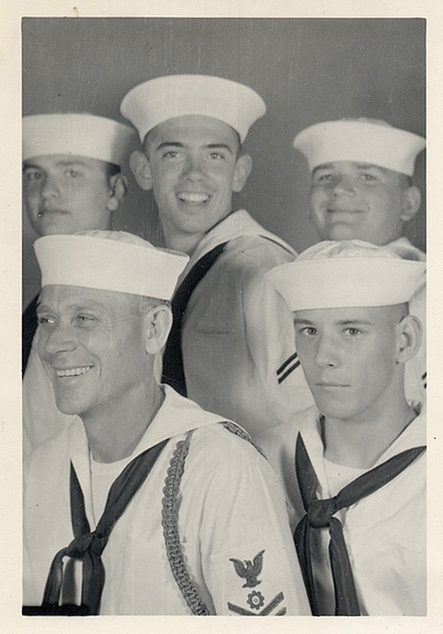 sailors together 2599