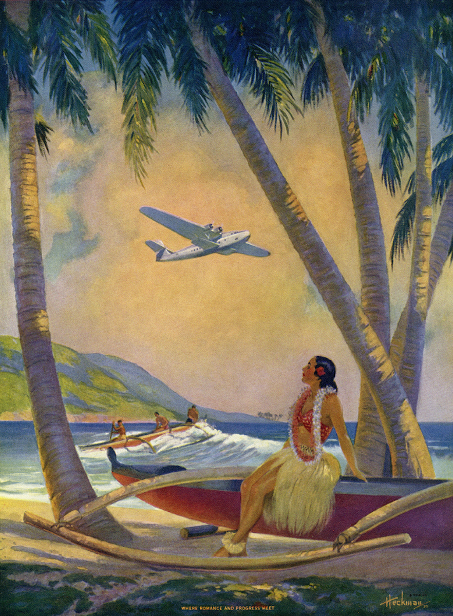 South Pacific: Where Romance and ProgressMeet