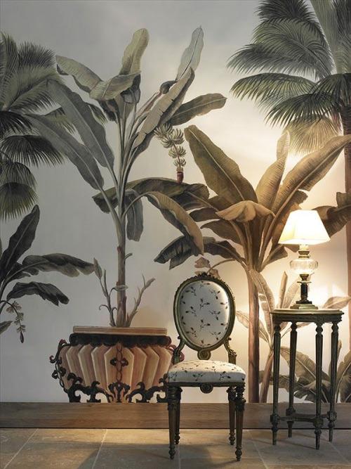 Tropical decor