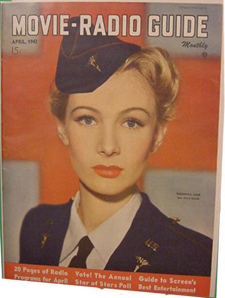 Veronica Lake, 1943