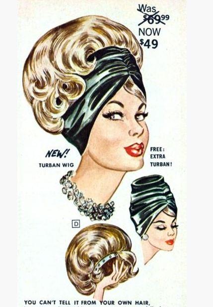 wig turban