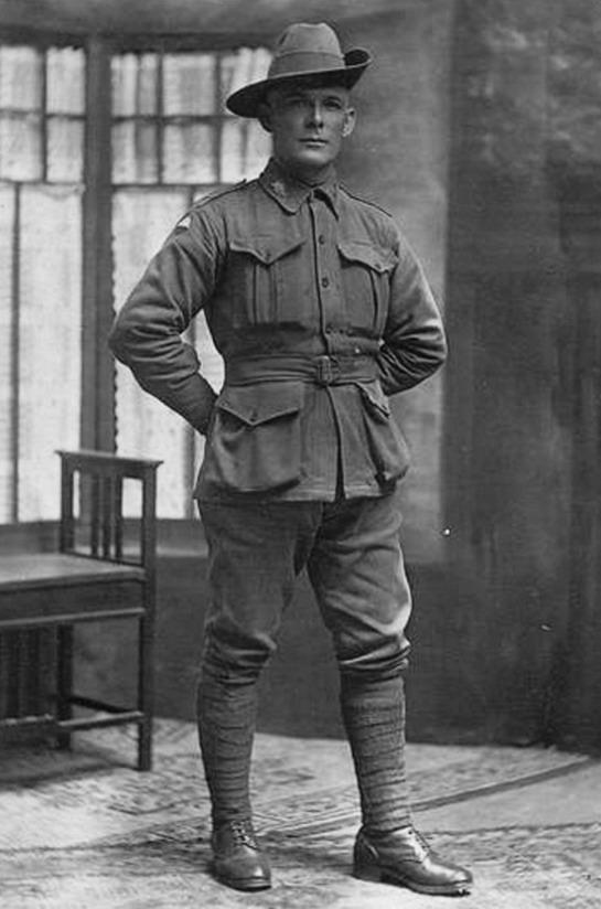 WWI soldier 25