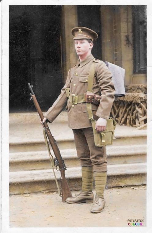 WWI soldier 41