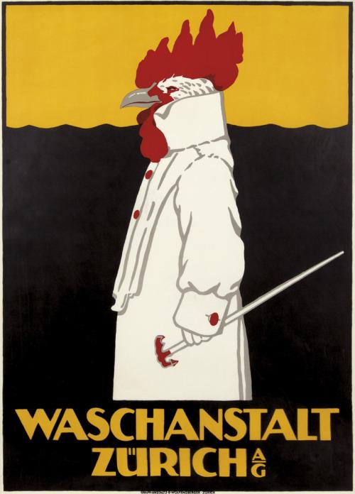 Waschanstalt Zurich AG