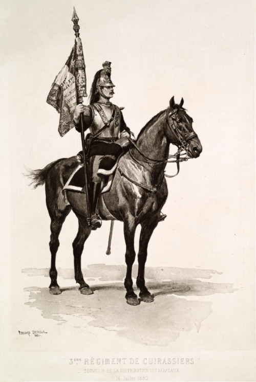 3eme Regiment deCuirassiers