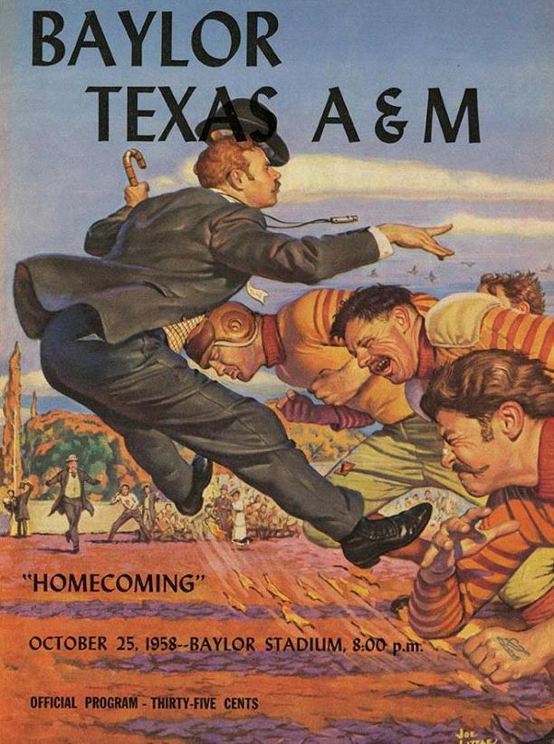 Texas Football, 1958