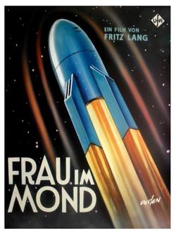 Frau im Mond, ein film von FritzLang
