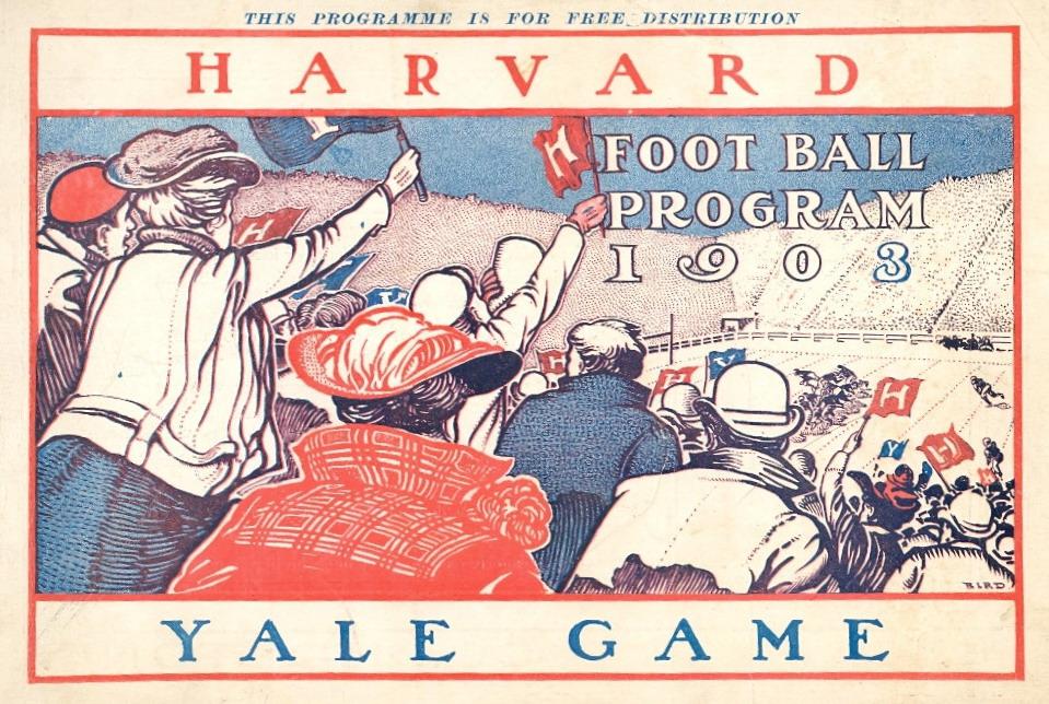 Harvard-Yale Football Game,1903