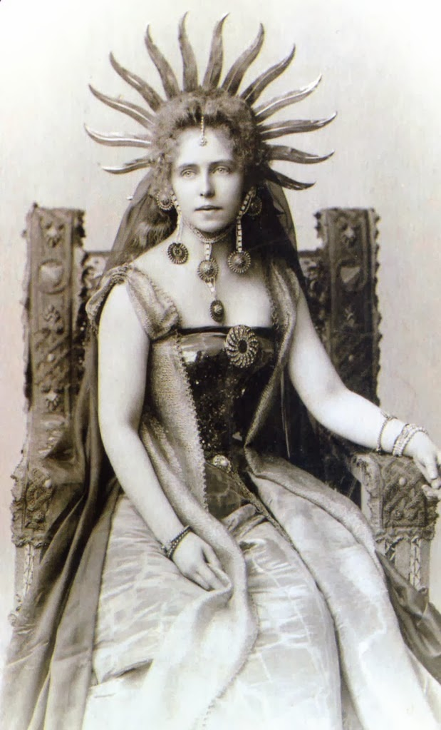 Queen Marie ofRomania