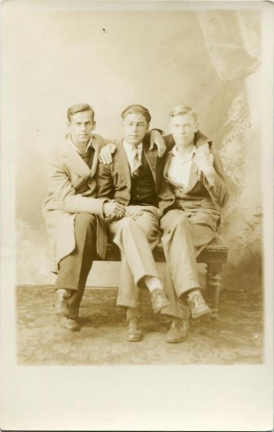 3 men together 771