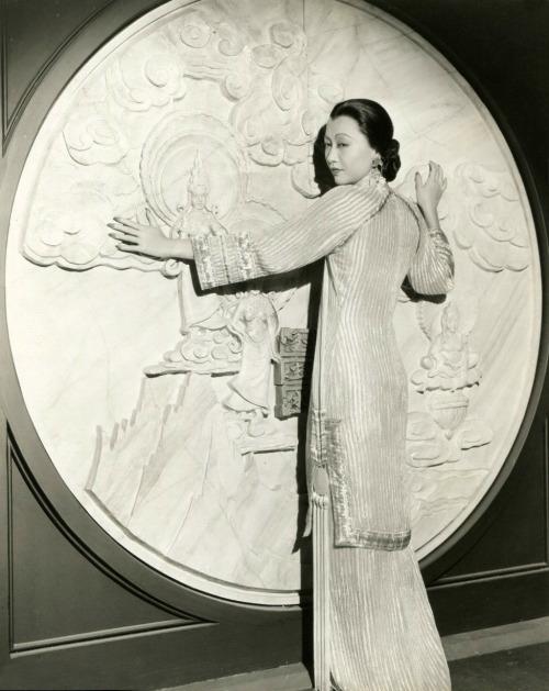Anna May Wong 1934