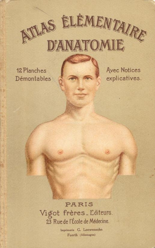 Atlas Elementaire D'Anatomie