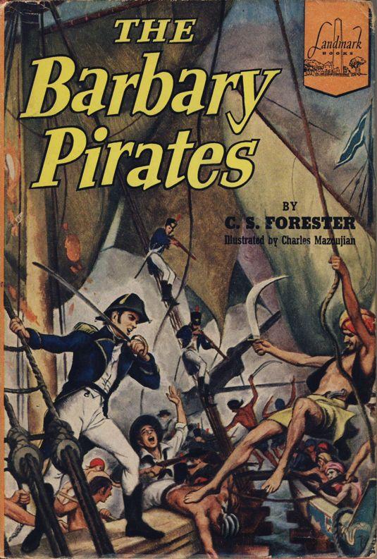 The Barbary Pirates (NorthAfrica)