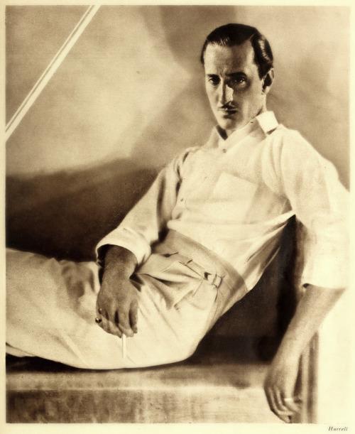 Basil Rathbone, 1930