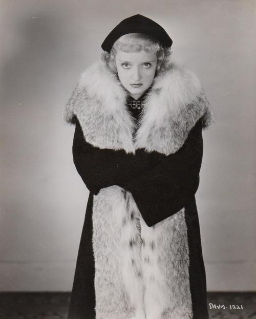 Bette Davis infur