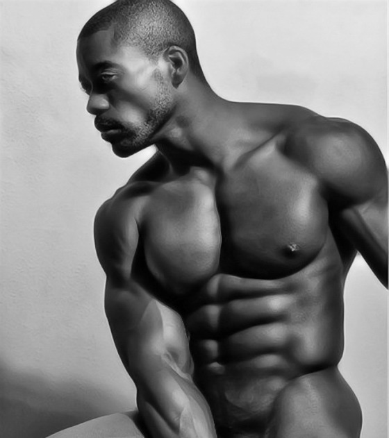black muscle 8944