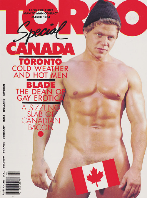 Canada: Cold Weather and Hot Men(1980s)
