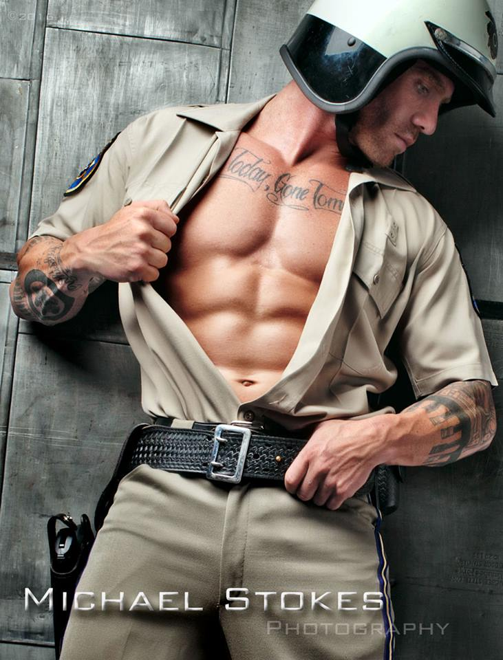 Cop by MichaelStokes