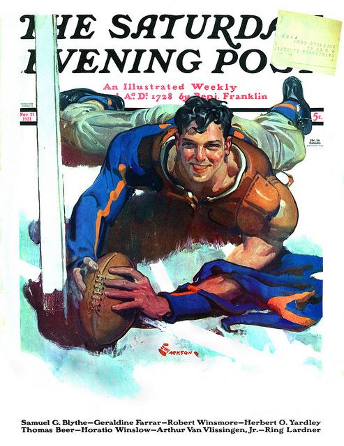 The Saturday Evening Post,1931