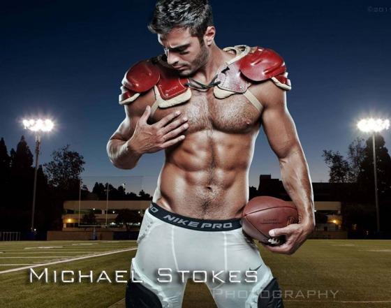 football michael stokes001