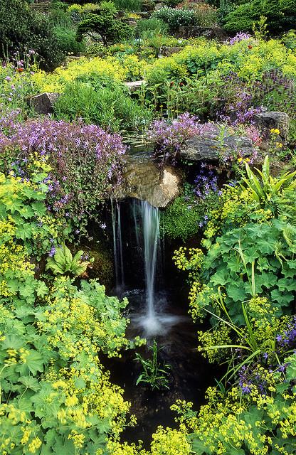 garden waterfall 14