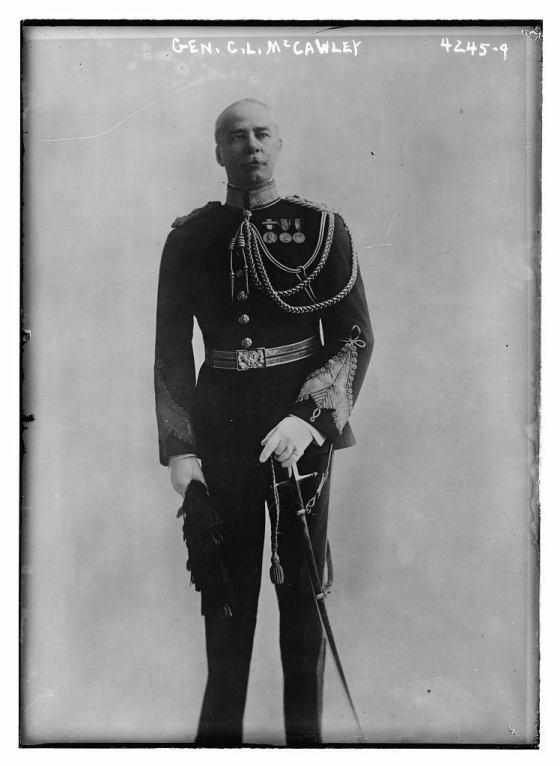 General McCawley
