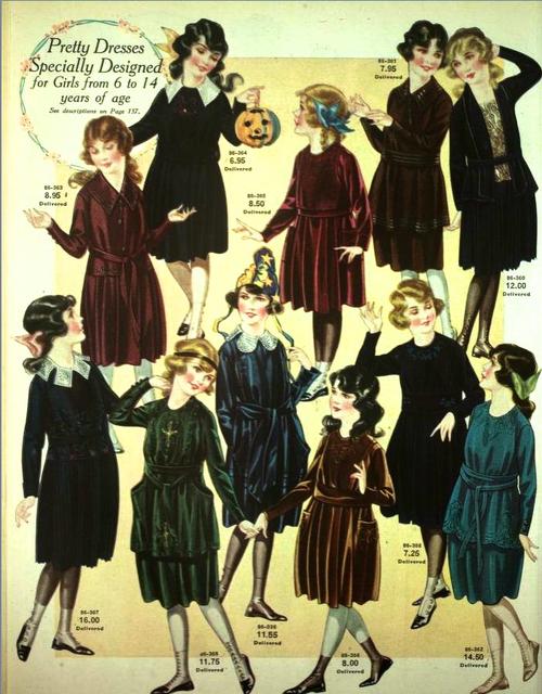 GIRLS 1920s